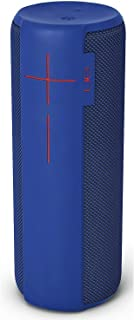 UE MEGABOOM Wireless Bluetooth Speaker - Electric Blue (Renewed)