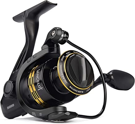 KastKing Lancelot Spinning Reel, Freshwater Fishing Reel,...