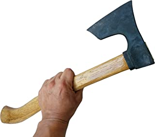 Drake Off Road Tools Viking Type Light Bearded Axe/Hatchet with Handle