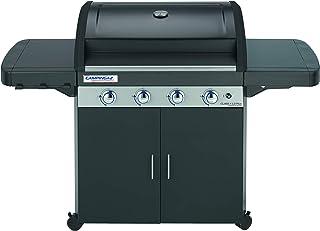 Campingaz Barbecue à gaz Class 4 LD Plus, 4 brûleurs, Puissance 12.8kW,Système de nettoyage facile InstaClean, grille et p...