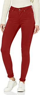 Only Onlblush Mid SK Col Jeans Vaqueros para Mujer