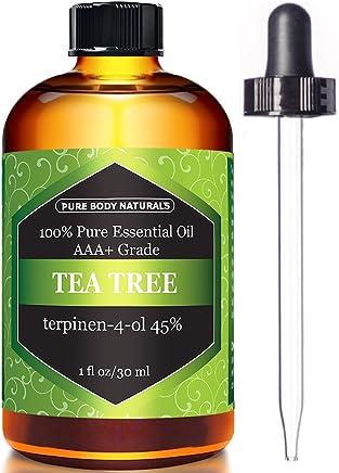 Aceite De Arbol De Te Para Curar El Acne - Tratamiento Del Acne 100% Natural