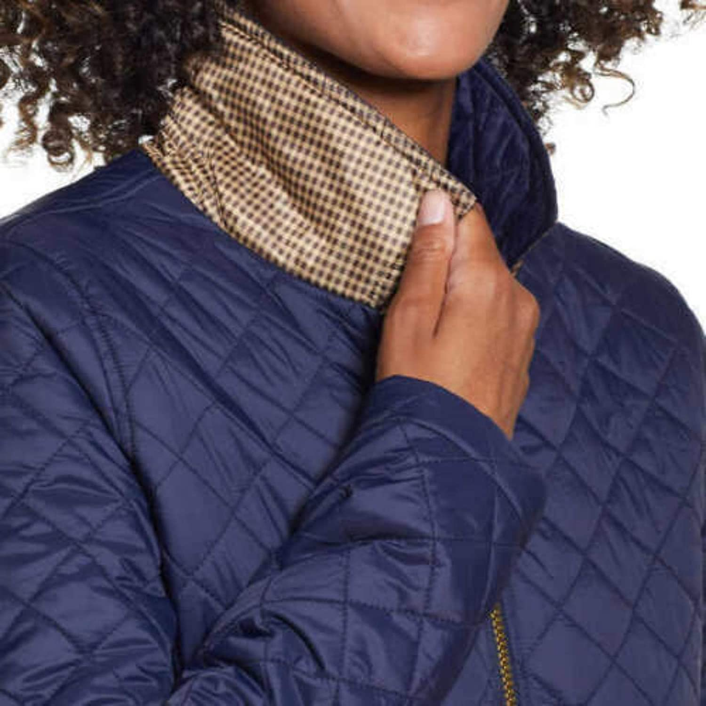 Weatherproof Vintage Ladies' Quilted Comfy Jacket