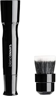 blendSMART2: Powered Foundation Makeup Brush With Spin Head For Blending, Contouring and Airbrush Finish