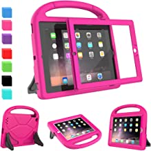AVAWO Kids Case Built-in Screen Protector for iPad 2 3 4 (Old Model)- Shockproof..