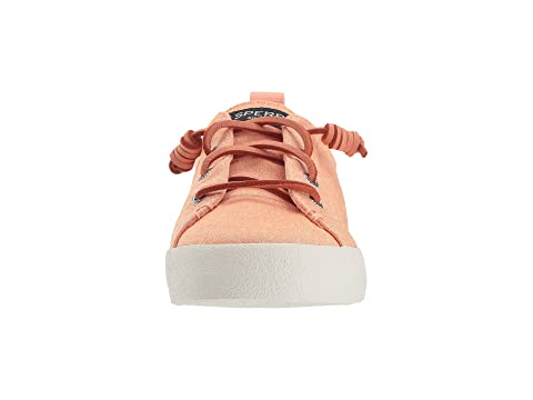 Discount Eastbay Buy Cheap Manchester Great Sale Sperry Crest Vibe Crepe Chambray Salmon QROJW