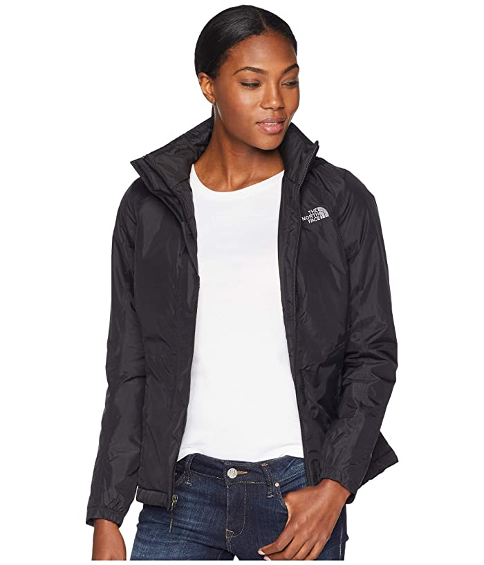 The North Face Resolve Insulated Jacket (TNF Black/TNF Black) Women