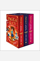Pages & Co. Series Three-Book Collection Box Set (Books 1-3) Paperback