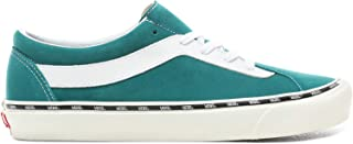 Vans UA Bold Ni, Men's Shoes, Green ((New Issue) quetzal green/true white VLG), 9 UK (43 EU) (VAWLP_VLG)