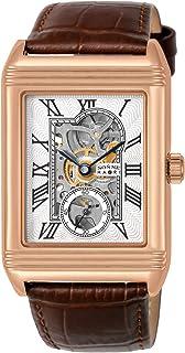 [ゾンネ]SONNE 腕時計 H021 シルバー文字盤 H021PGBR メンズ