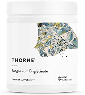 Thorne Research - Magnesium Bisglycinate Powder - to Support Energy Production, Heart and Lung Function, and Metabolism of...