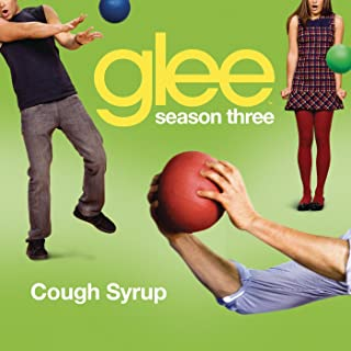 glee cast cough syrup