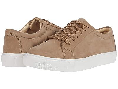Massimo Matteo Oxford Sneaker (Ginger Nubuck) Women