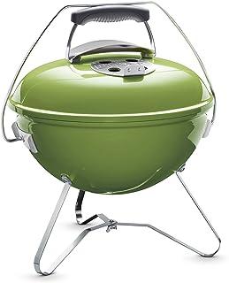 Weber 1127704 - Barbacoa Weber Smokey Joe Premium 37 cm (Verde Primavera)