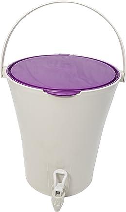 Urban Composter CTY Composter Bucket, 1.8 Gallon, Purple