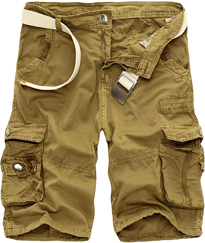 winkwink Cargo Shorts Men Cool Camouflage Summer Cotton Casual Men Short Pants Comfortable Camo Men