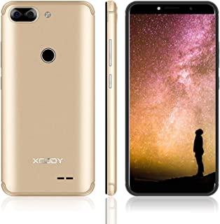 "XGODY 3G GSM Unlocked Cell Phones 5.5"" inch 18:9 IPS Screen Display 5MP Dual Camera Global Band for T-Mobile/AT&T/MetroPCS..."