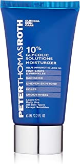 Peter Thomas Roth Peter Thomas Roth 10% Glycolic Solutions Moisturizer, 2.2 Fluid Ounce Tapones para los oídos 2 Centimeters Negro (Black)