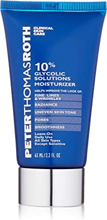 Peter Thomas Roth Glycolic Solutions 10% Moisturizer (For All Skin Types Except Sensitive Skin) 63ml