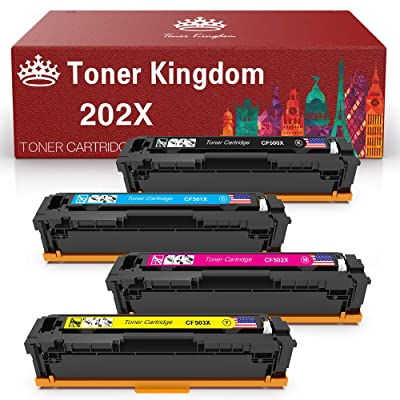 Toner Kingdom Compatible Toner Cartridge Replac...