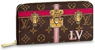 Louis Vuitton Monogram Zippy Wallet Summer Trunk M62616