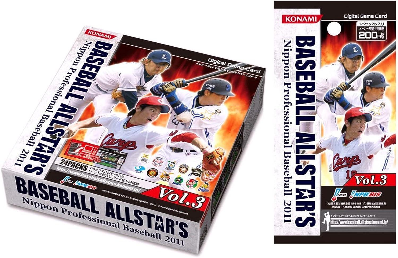 ahorra hasta un 70% Digital Juego Coched BASEBALL ALLEstrella'S ALLEstrella'S ALLEstrella'S Nippon Professional Baseball 2011 Vol.3 (japan import)  Todos los productos obtienen hasta un 34% de descuento.