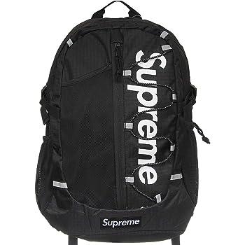 Noir Blanc Rouge Supremes Sacs /à Dos pour Ordinateur Portable Sac /à Dos Loisirs Unisexe Adulte Backpack