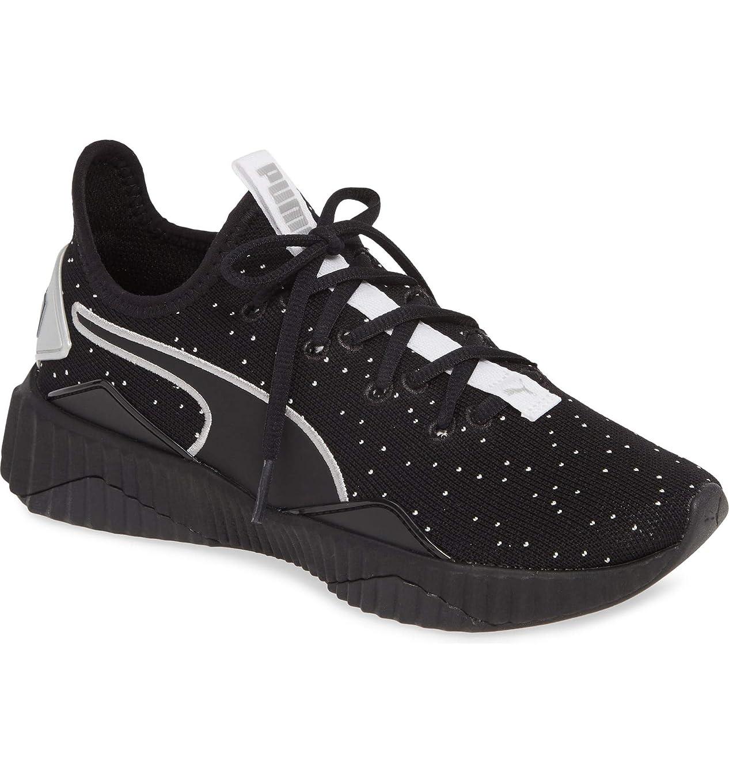 徹底的に予見する夫[プーマ] レディース スニーカー Defy Speckle Training Shoe (Women) [並行輸入品]