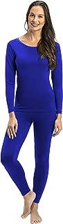 Rocky Thermal Underwear for Women Cotton Knit Thermals Women's Base Layer Long John Set