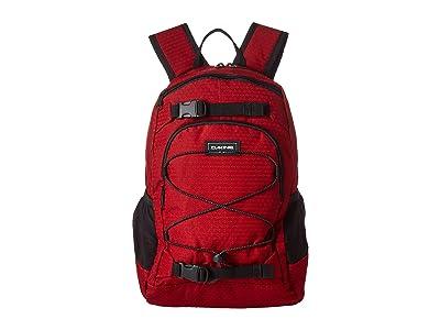 Dakine Grom 13L Backpack (Crimson Red) Backpack Bags
