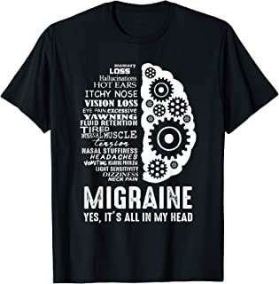 migraine awareness shirts