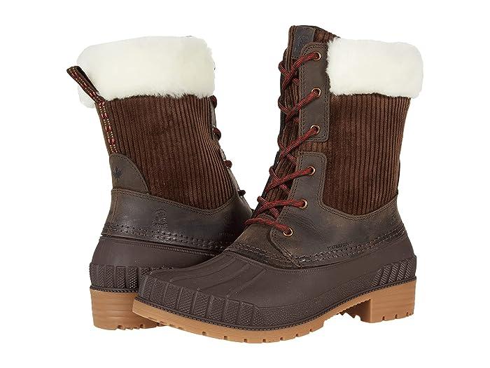 Vintage Winter Retro Boots – Snow, Rain, Cold Kamik Sienna Cuff $144.95 AT vintagedancer.com