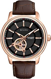 Men's 97A109 Bulova Series 160 Mechanical Watch