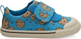 TOMS Sesame Street X Cookie Monster Youth Doheny Sneakers 10013639