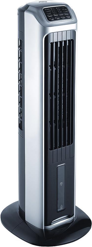 Purline, condizionatore d`aria evaporativo, rinfresca, riscalda, umidifica, ionizza RAFY 82
