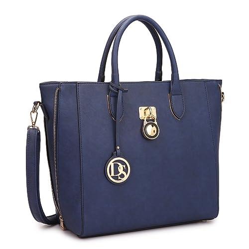 4215741b21d74 Designer Handbags for Women Large Laptop Shoulder Bags Tote Satchel Hobo  Top Handle Work Bags