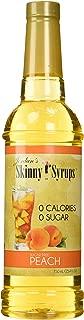Peach-Jordan's Skinny Gourmet Syrups Sugar Free