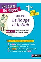 EPUB - Le Rouge et le Noir - Étude de l'oeuvre intégrale et outils pour réussir le BAC Français 2021 Format Kindle