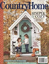Country Home Magazine Fall 2019 Simple & Cozy