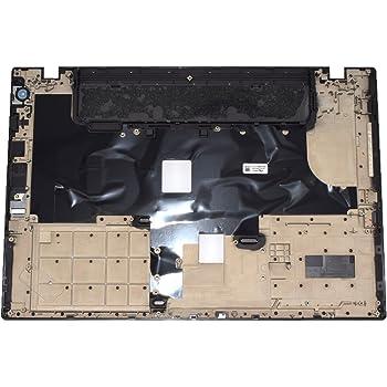 Nodrlin New for Lenovo ThinkPad T460 Palmrest Keyboard Bezel Upper Case w//FP Slot 01AW302