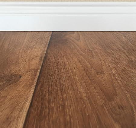 CV PVC-Belag verf/ügbar in der Breite 200 cm /& L/änge 300 cm CV-Boden wird in ben/ötigter Gr/ö/ße als Meterware geliefert /& trittschalld/ämmend PVC Vinyl-Bodenbelag in Holz Optik Birne