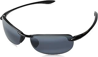 Maui Jim Sunglasses | Makaha 405 | Rimless Frame, Polarized Lenses, with Patented PolarizedPlus2 Lens Technology