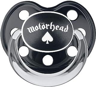 Motörhead Motörhead Motörhead Logo Unisex Schnuller schwarz 6-18 Mon. Kunststoff Band-Merch, Bands