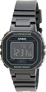 Casio Ladies Black Digital  La20Wh-1B Watch