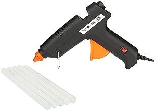 Spartan 60 Watt Glue Gun, Pro60 with 5 Pieces Spartan Glue Stick of 8 Inch Size, White