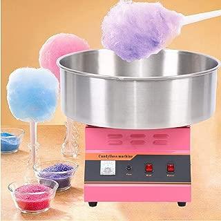 TryESeller 1300W Algodón de azúcar Máquina Algodón de azúcar Fabricante