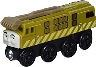 Fisher-Price Thomas & Friends Wooden Railway, Talking Diesel 10 - Battery Operated