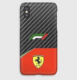 F1 & Ferrari iPhone case 11, 11 Pro, 11 Pro Max, XS,XS Max,XR, X, 8, 8+, 7, 7+, 6S, 6, 6S+, 6+, 5C, 5, 5S, 5SE, 4S, 4,
