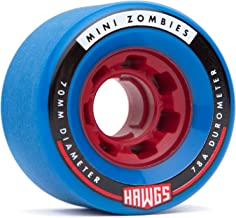 Hawgs Landyachtz Zombies 70mm & 76mm Wheels [All Durometers and Colors]