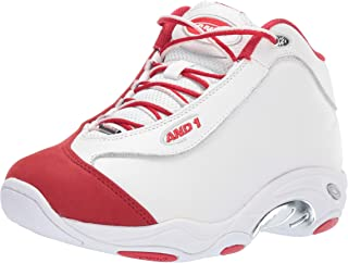 AND1 Men's Tai Chi LX Basketball Shoe